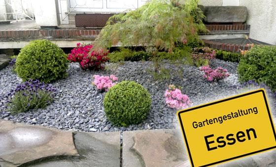 Gartengestaltung In Essen Mit Zk Garten Und Landschaftsbau