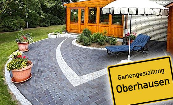 Gartengestaltung in oberhausen mit zk garten und landschaftsbau - Garten und landschaftsbau gelsenkirchen ...