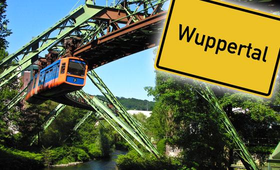 Sie Wohnen In Wuppertal?